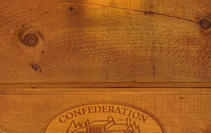 1867 Confederation Featured in Country's Best Cabins