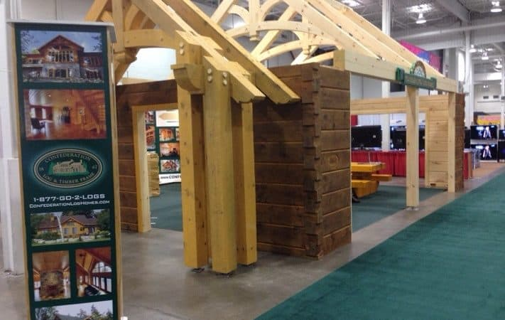 Live from the International Home Show!