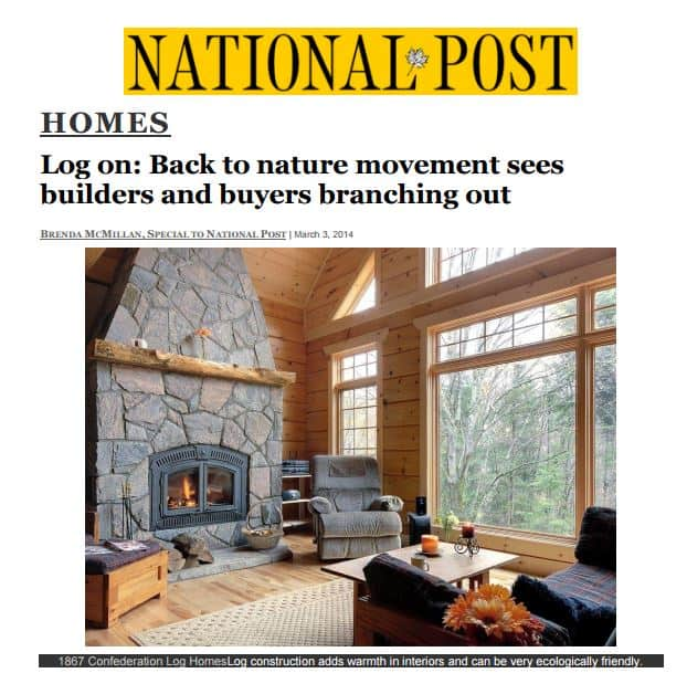 national-post-log-homes