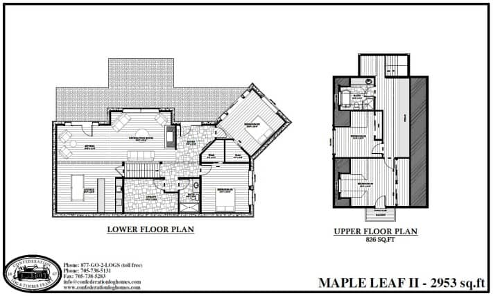 floorplan lower floor