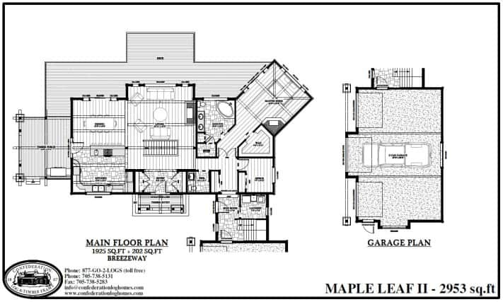 floorplan main floor