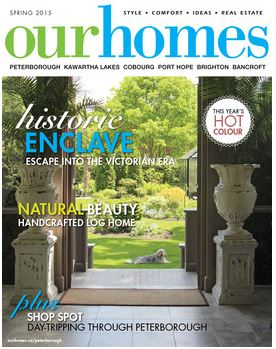 Our Homes magazine feature…The Ellwood