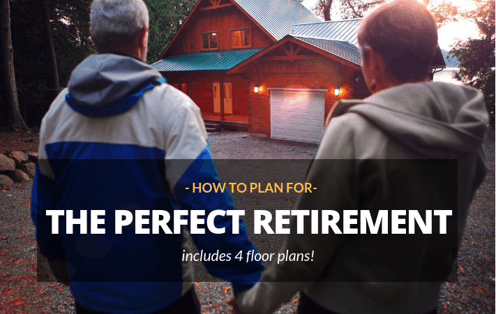How to plan the perfect log home for retirement