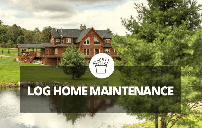 Log Home Maintenance: Expectations vs. Reality